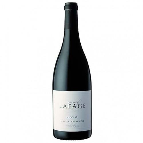 """Côtes Catalanes Grenache Noir Vieilles Vignes VDP """"Nicolas"""" 2016 - Domaine Lafage"""
